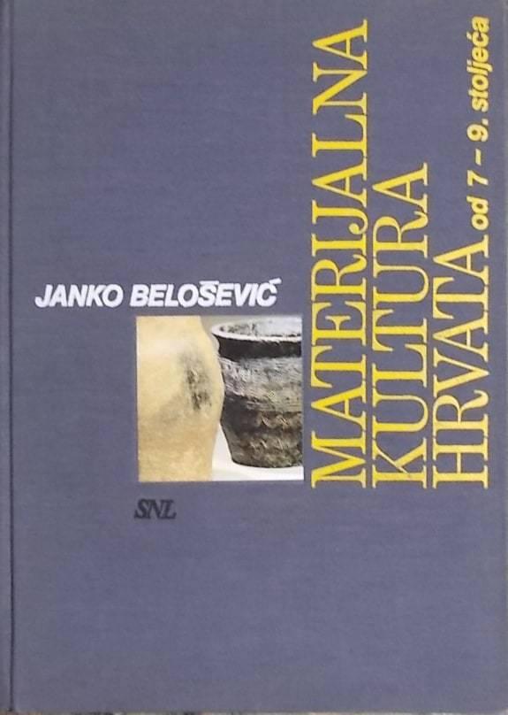 Materijalna kultura Hrvata