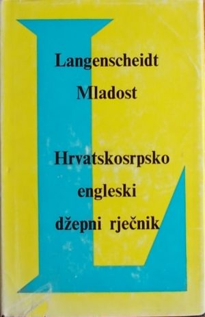 Langenscheidtov hrvatskosrpsko-engleski rjecnik