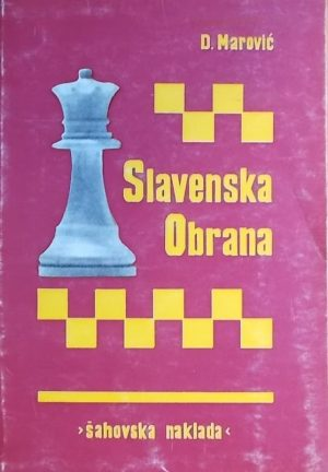 Marović: Slavenska obrana