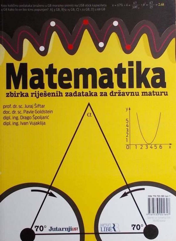 Matematika zbirka riješenih zadataka za državnu maturu