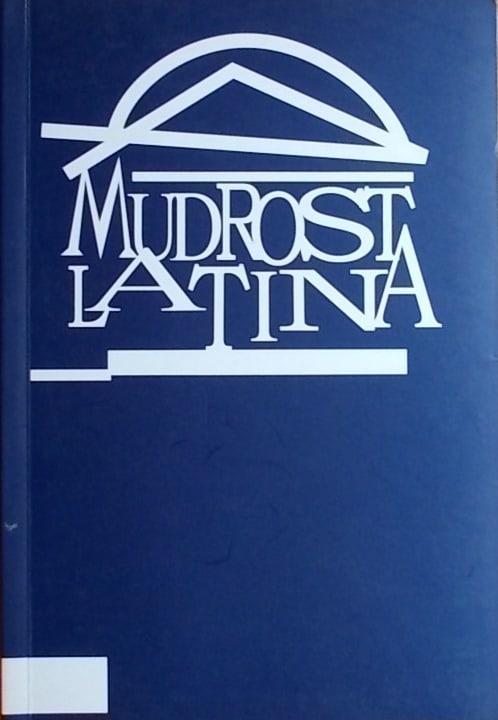 Mudrost latina