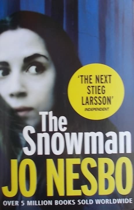 Nesbo The Snowman