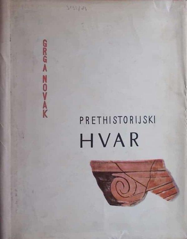 Prethistorijski Hvar