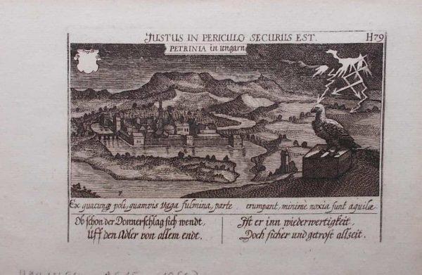 Petrinia in Ungarn