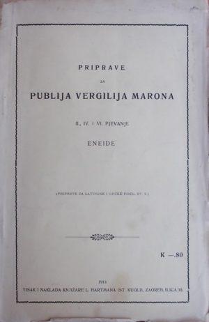 Priprave za Publija Vergilija Marona
