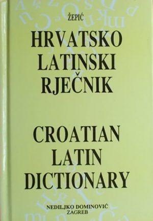 Hrvatsko-latinski rječnik