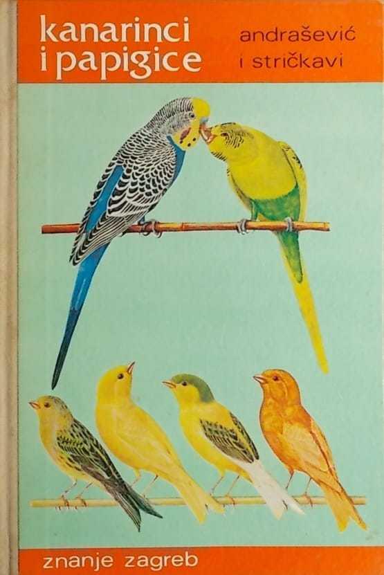 Kanarinci i papigice