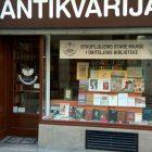 antikvarijat i knjizara brala trgovina