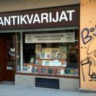 antikvarijat i knjizara brala ulaz
