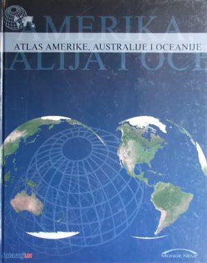 Atlas Amerike, Australije i Oceanije