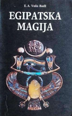 Badž-Egipatska magija