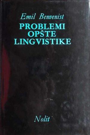 Problemi opšte lingvistike