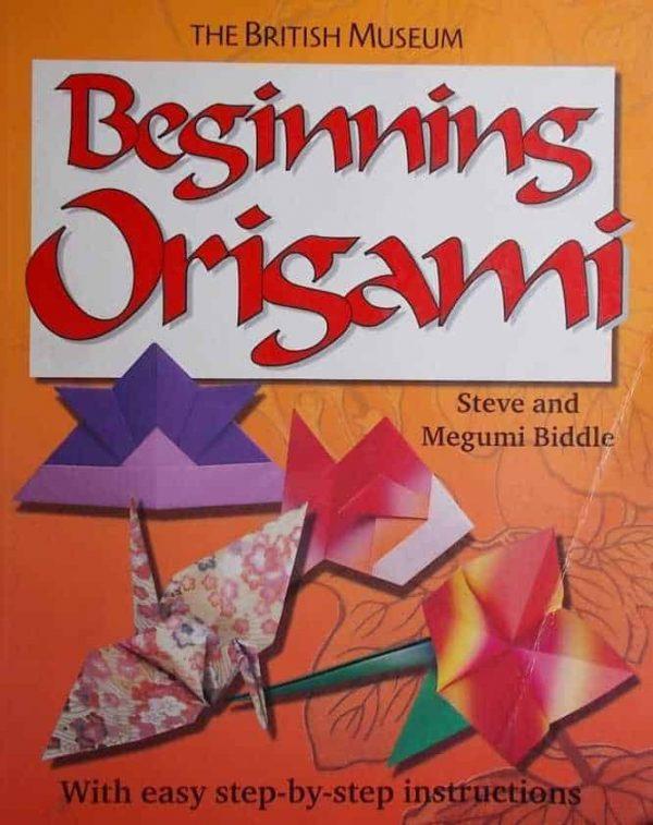 Biddle-Beginning origami