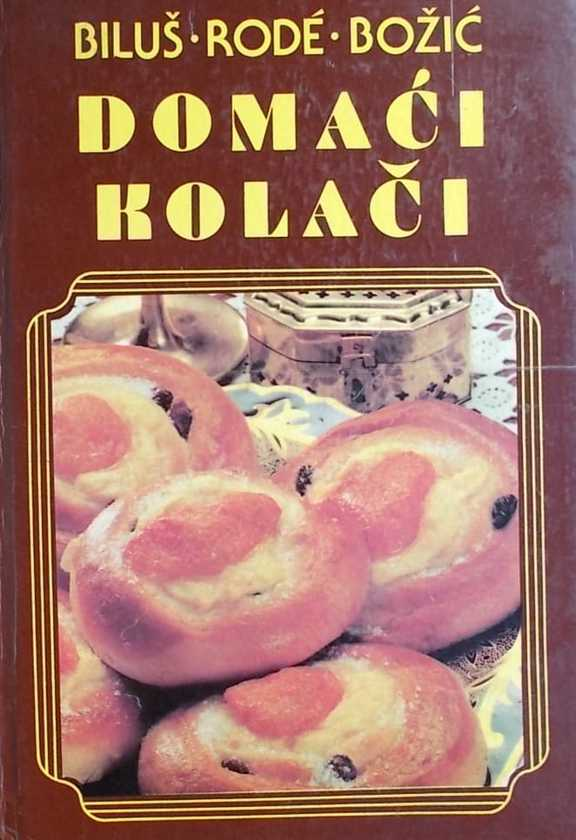Biluš,Rode,Božić-Domaći kolači