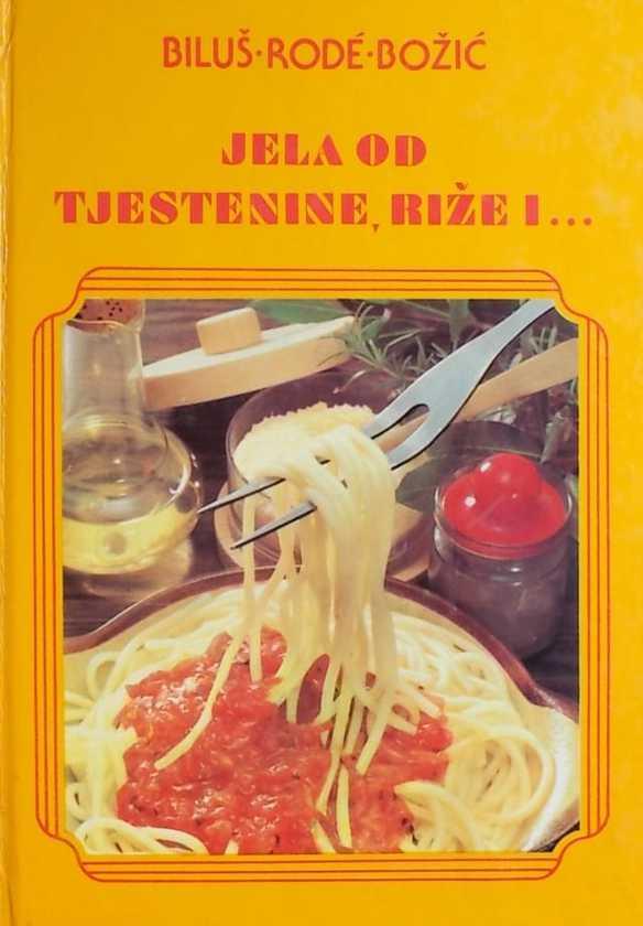 Biluš,Rode,Božić-Jela od tjestenine, riže i ...
