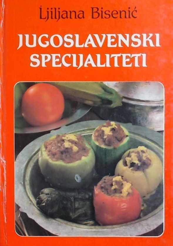 Bisenić-Jugoslavenski specijaliteti