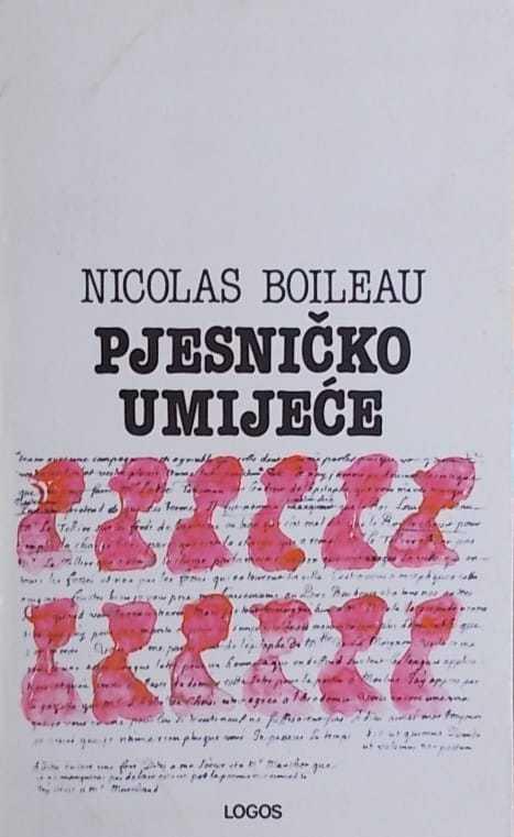 Boileau-Pjesničko umijeće