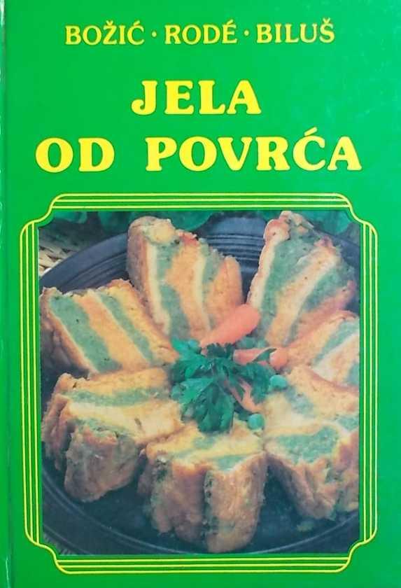 Božić,Rode,Biluš-Jela od povrća