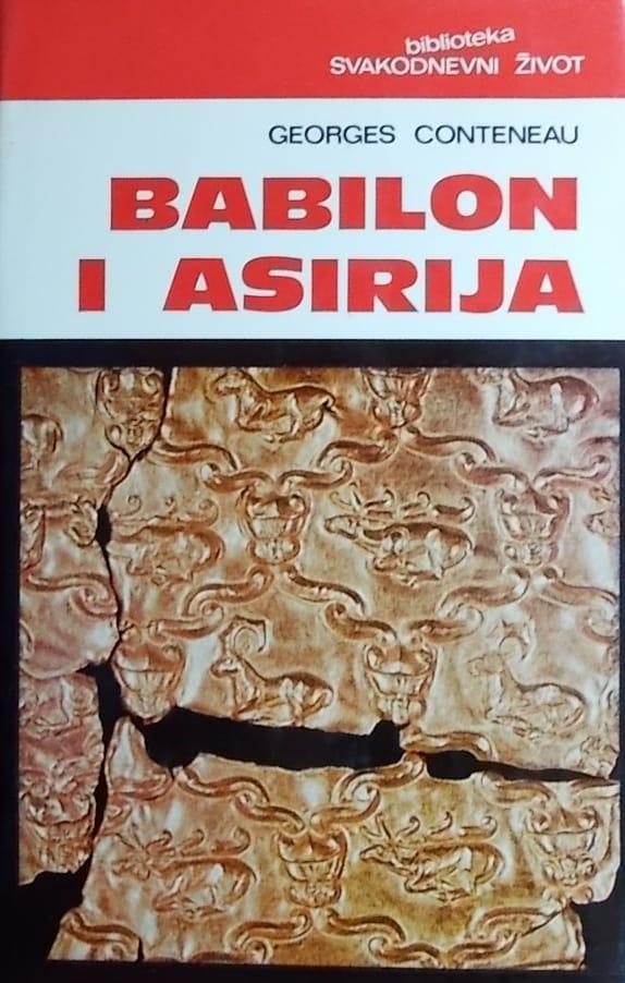 Conteneau: Babilon i Asirija