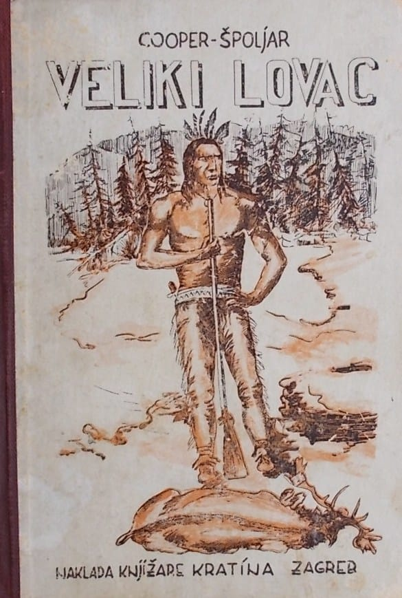 Cooper Špoljar-Veliki lovac