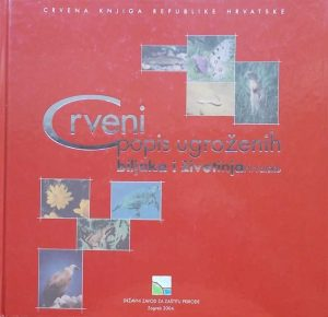 Crveni popis ugroženih biljaka i životinja Hrvatske