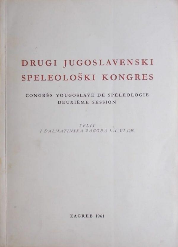 Drugi jugoslavenski speleološki kongres