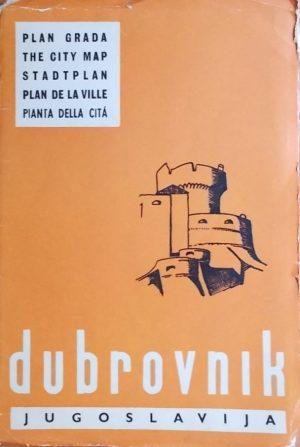 Dubrovnik - plan grada