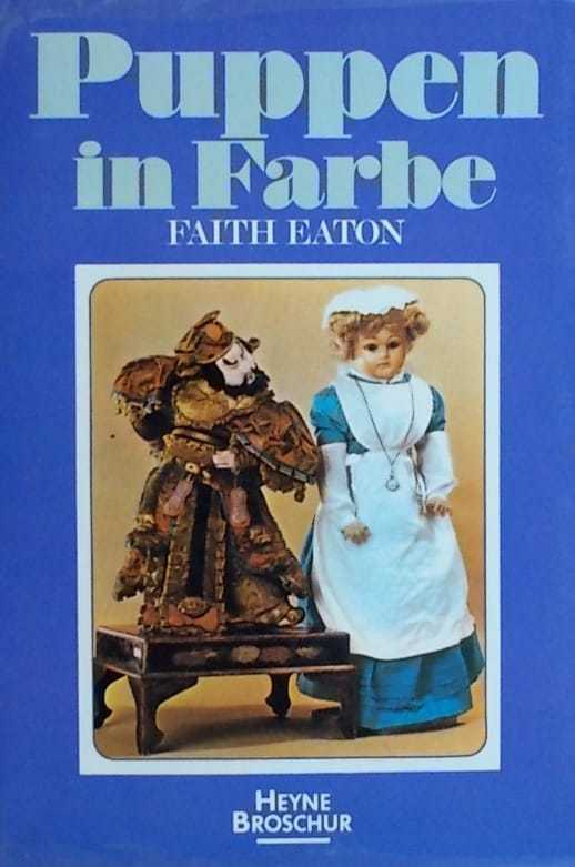 Eaton-Puppen in Farbe