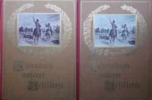 Ehrenbuch unserer Artillerie 1-2