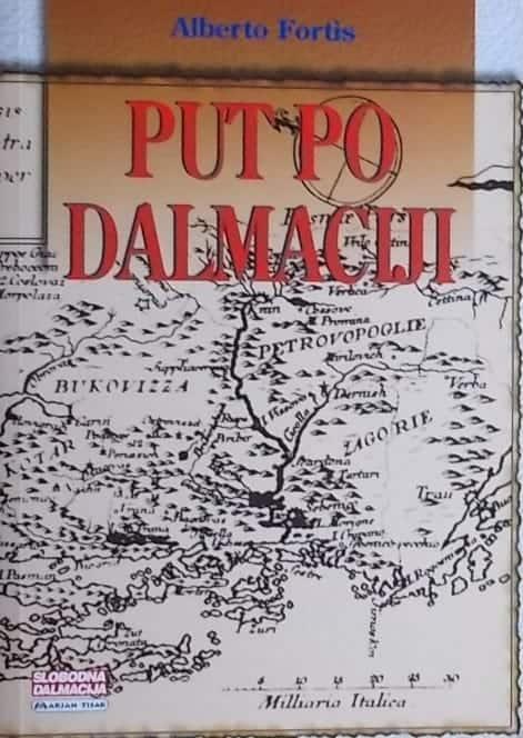 Fortis-Put po Dalmaciji