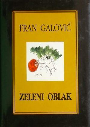 Galović: Zeleni oblak