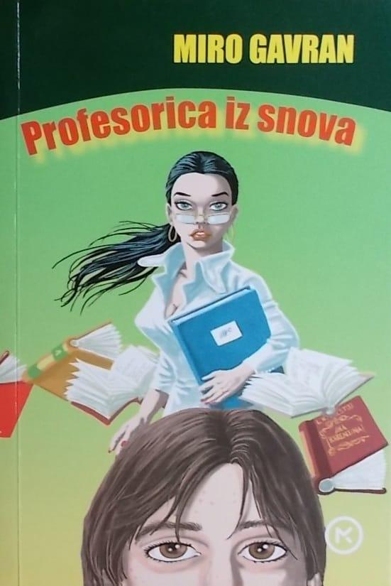 Gavran-Profesorica iz snova