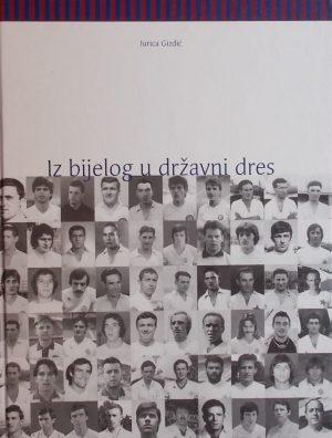 Gizdić-Iz bijelog u državni dres