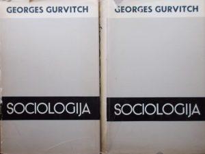 Gurvitch Sociologija 1-2
