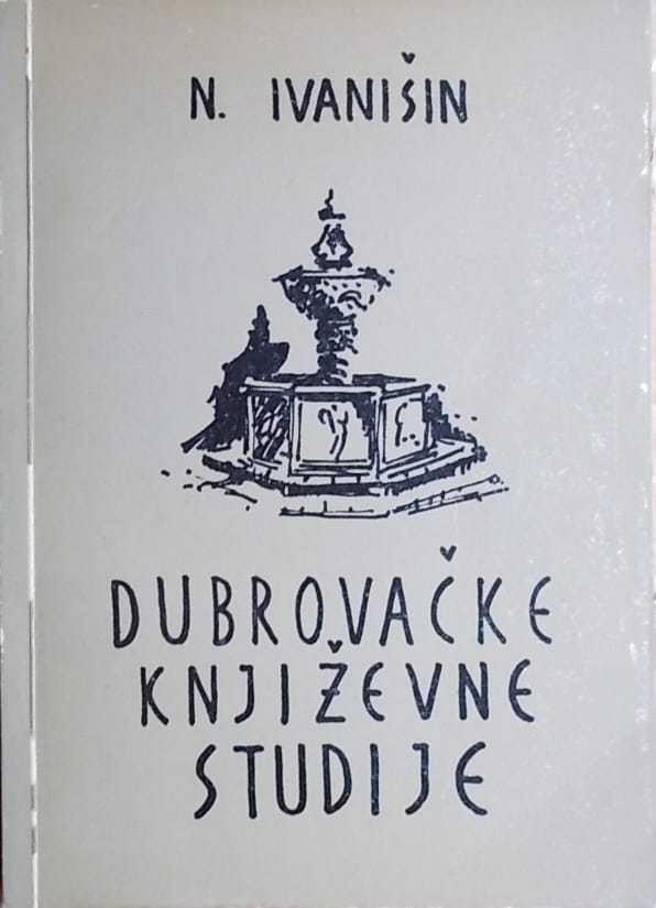 Ivanišin-Dubrovačke književne studije