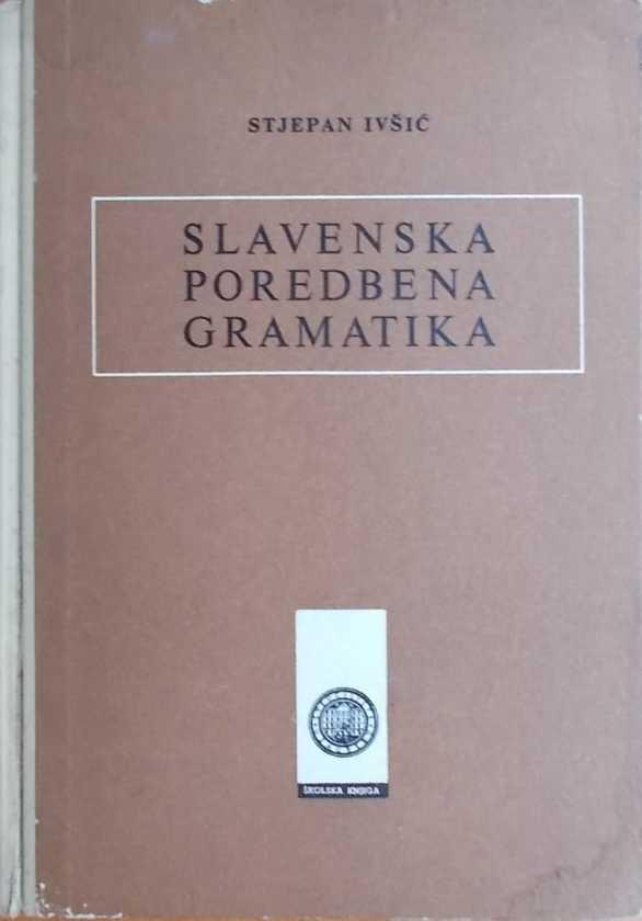 Slavenska poredbena gramatika