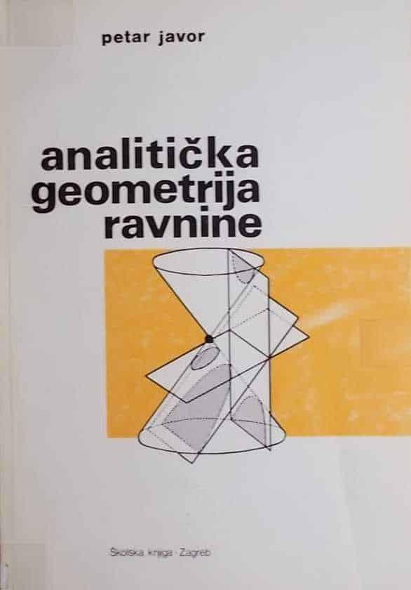 Javor: Analitička geometrija ravnine