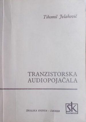 Jelaković: Tranzistorska audiopojačala