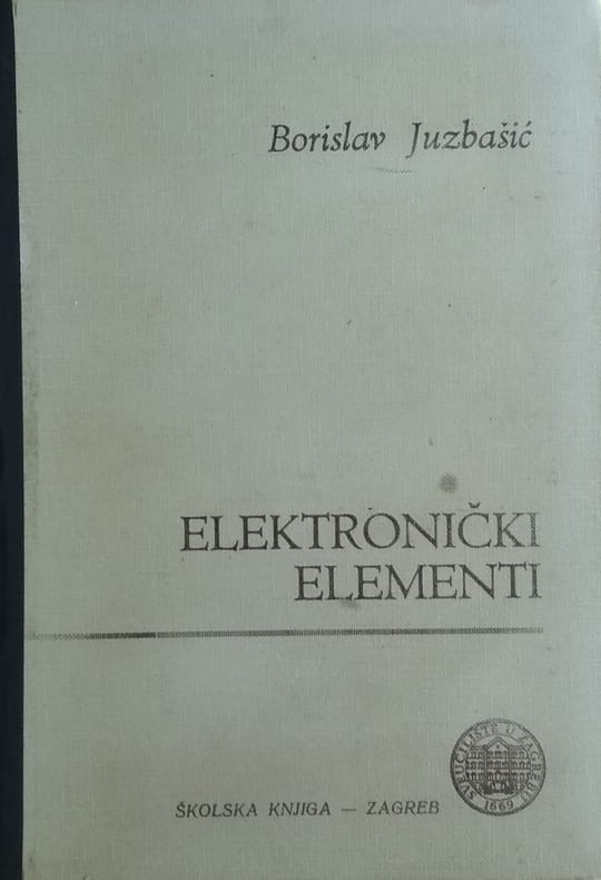Juzbašić-Elektronički elementi