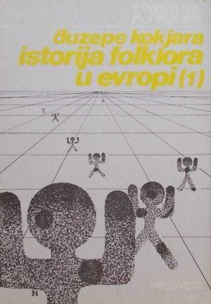 Kokjara-Istorija folklora u evropi