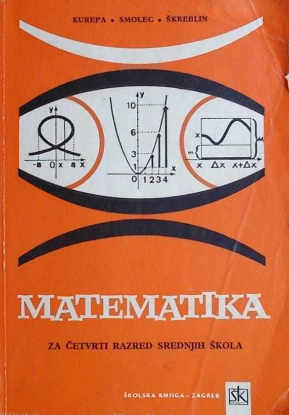 Matematika za 4 razred srednjih škola