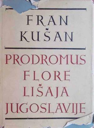 Prodromus flore lišaja Jugoslavije