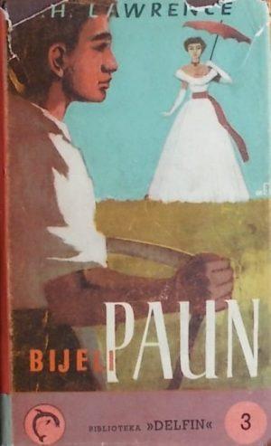 Lawrence-Bijeli paun