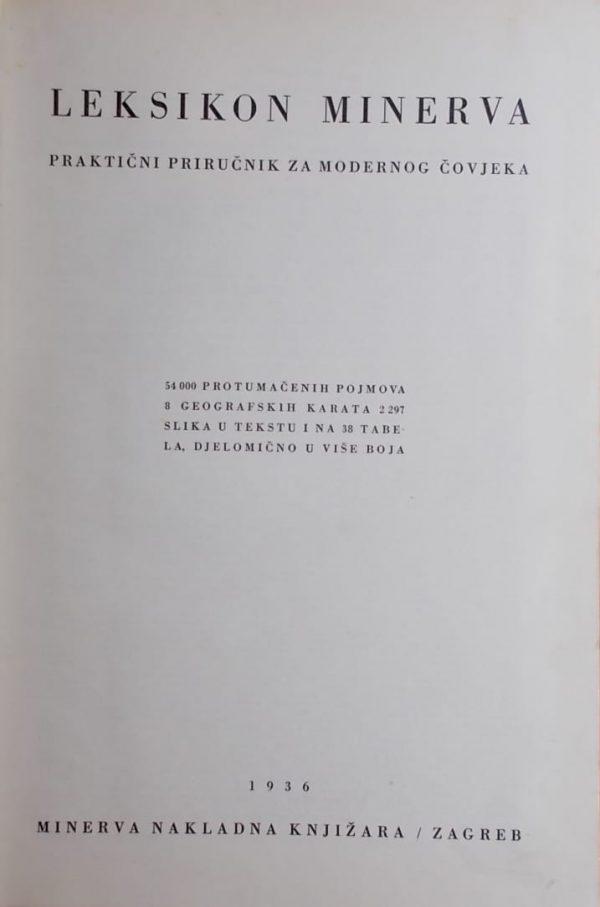 Leksikon Minerva