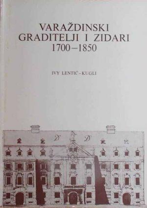 Varaždinski graditelji i zidari 1700-1850