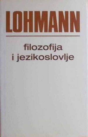 Filozofija i jezikoslovlje