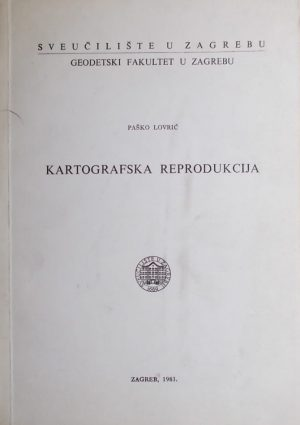 Lovrić: Kartografska reprodukcija