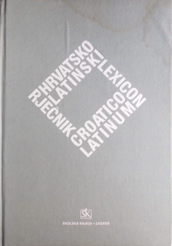 Marević: Hrvatsko-latinski rječnik