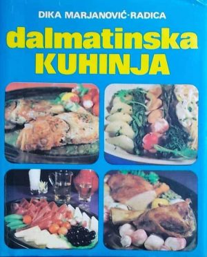 Marjanović-Radica-Dalmatinska kuhinja