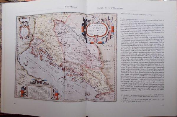 Marković: Descriptio Bosnae & Hercegovinae (2)